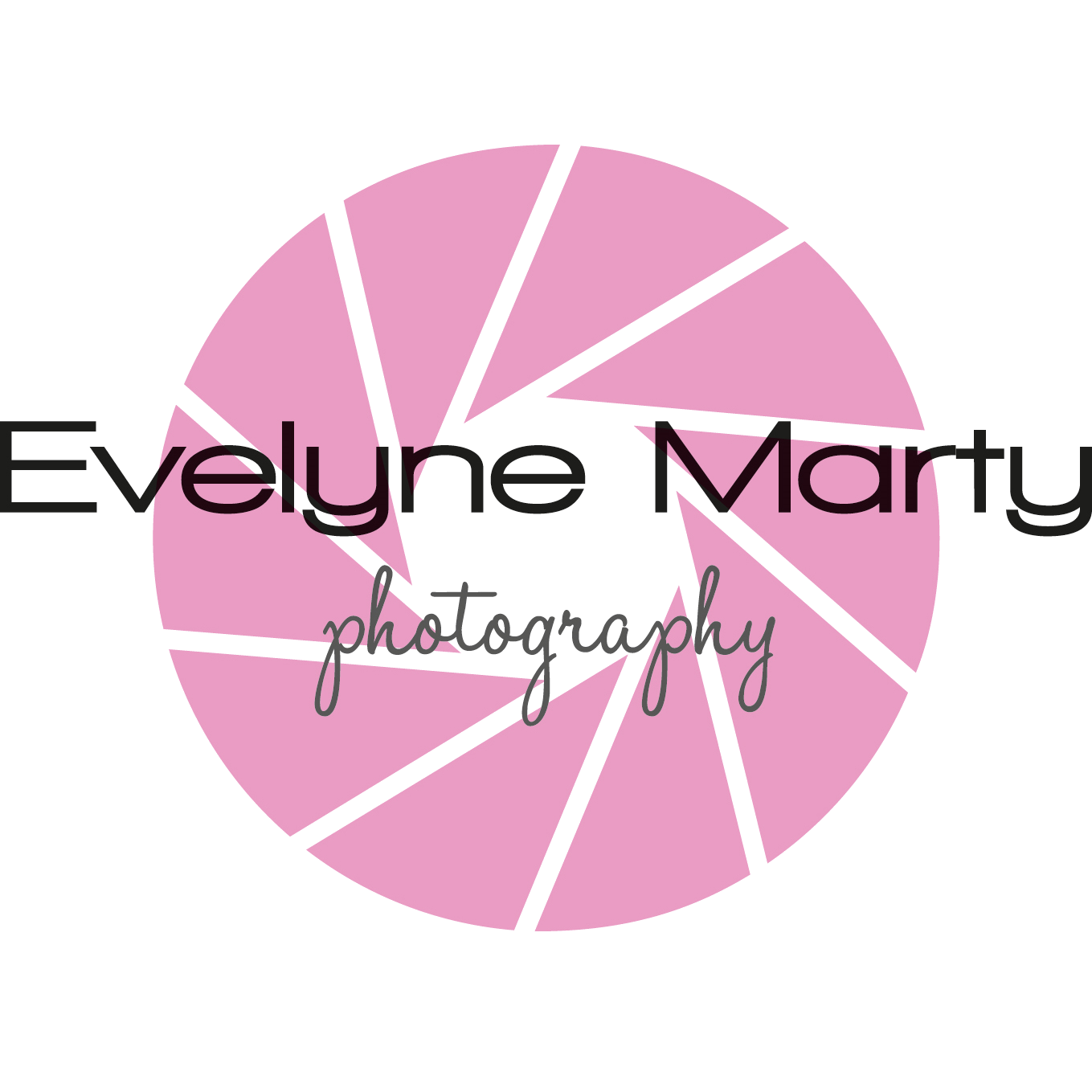Evelyn Marty Photography Logo